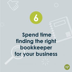 Bookkeeping Tip #6 | Numbers Pro