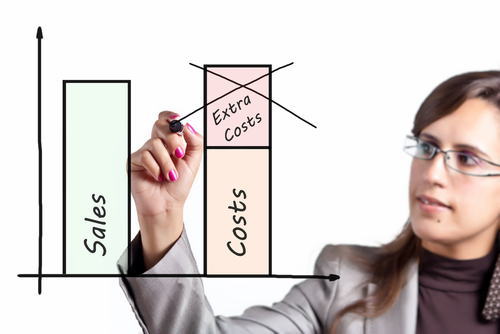 lower cost of bookkeeping service