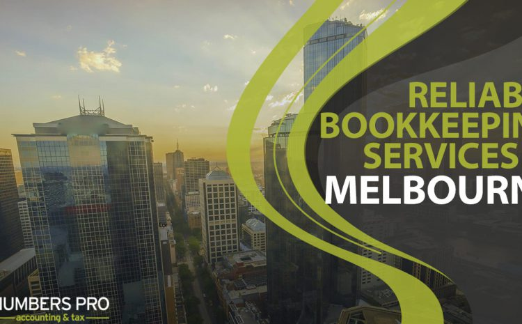 Bookkeeping Services In Melbourne