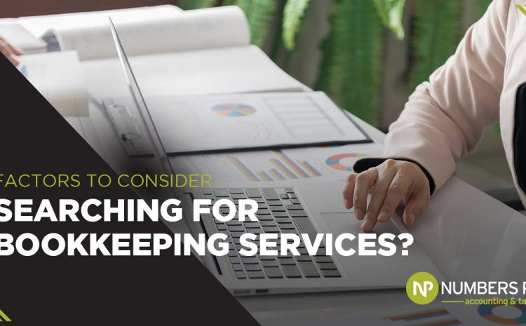 Searching for Bookkeeping Services